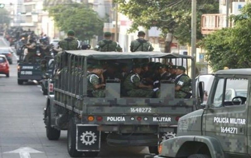 Despliegan a 50 mil policías de Sedena, Marina y PF
