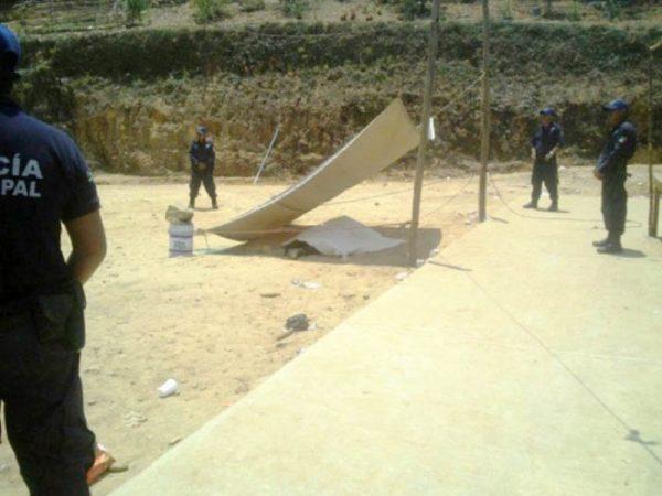 Matan a niño de 14 años durante baile popular en Oaxaca