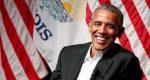 """""""¿Qué pasó en mi ausencia?"""", bromea Obama"""