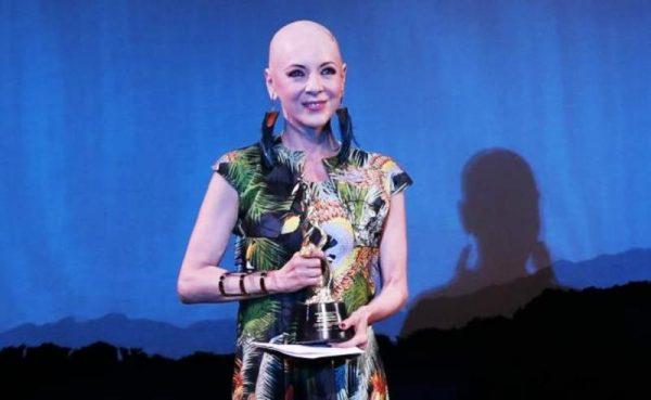 """Edith González: """"Estoy bien de salud, sólo tengo cáncer"""""""