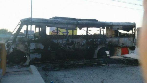 Arde Tamaulipas entre balaceras e incendios