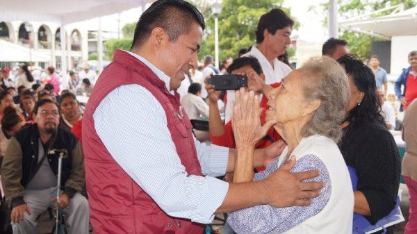 """El """"Lunes Ciudadano"""" en Amapa, anuncia el Presidente Fernando Bautista Dávila"""