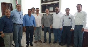 Promueve Bautista Dávila llegada de nuevas empresas a Tuxtepec