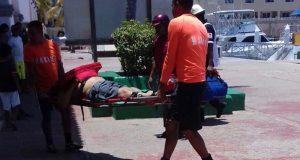 Fallece ahogado un turista de la CDMX en Huatulco