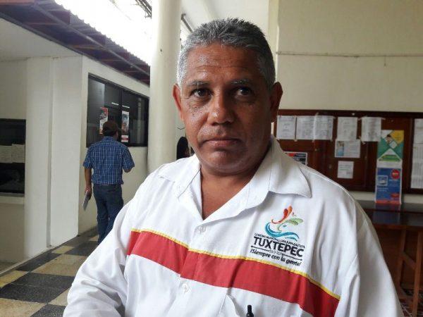 Bulmaro Uscanga, nuevo Director de servicios Básicos Municipales  de Tuxtepec