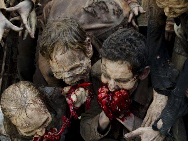 Escenas que 'The Walking Dead' quitó por violencia extrema