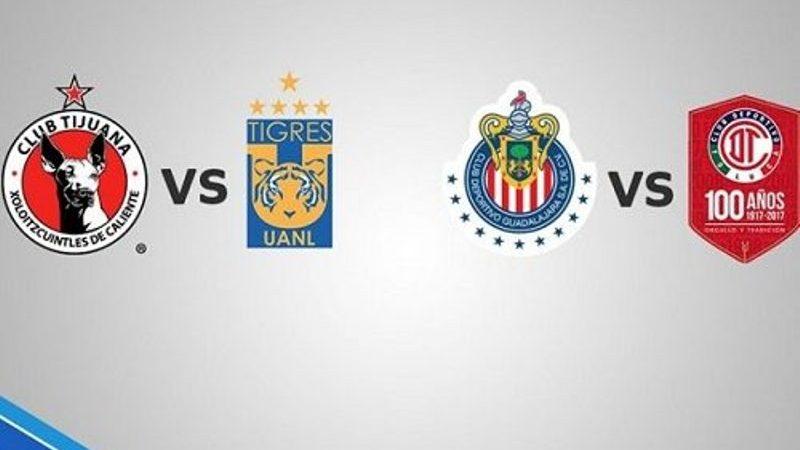 Definen horarios de las semifinales de la Liga MX