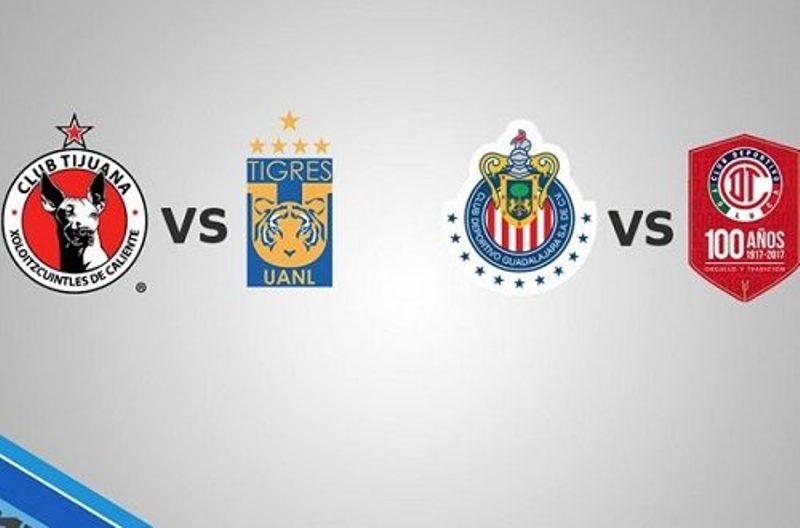 Chivas y Tigres, amplios favoritos para la final