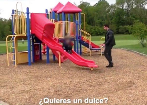 Un secuestro pasa en un segundo, cuida a tus hijos ¡no a tu teléfono! +VIDEO