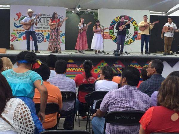 Con eventos culturales Gobierno Municipal celebró elevación de Tuxtepec de Villa a Ciudad