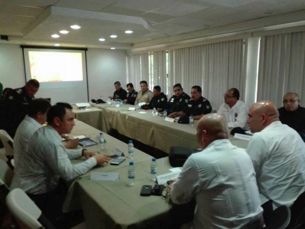 Inicia SSP de Oaxaca y Veracruz, operativos en la región
