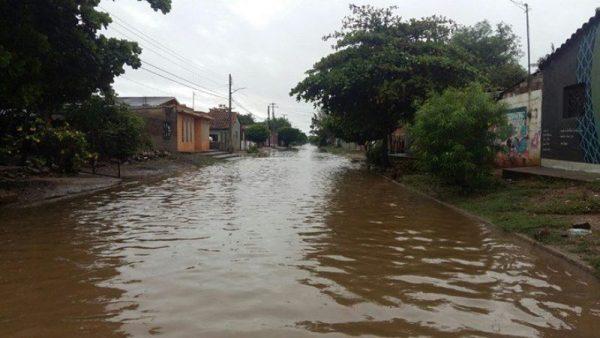 Sin afectaciones mayores en el Istmo por lluvias