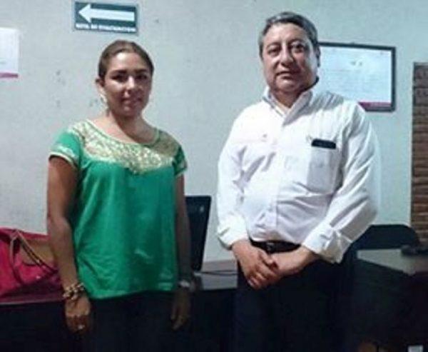 #ACTUALIZADA Nombran a Luz Gutiérrez como Coordinadora del SNE en la Cuenca del Papaloapan