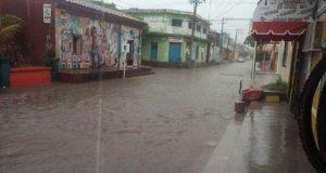 Suspenden clases en el Istmo por lluvias