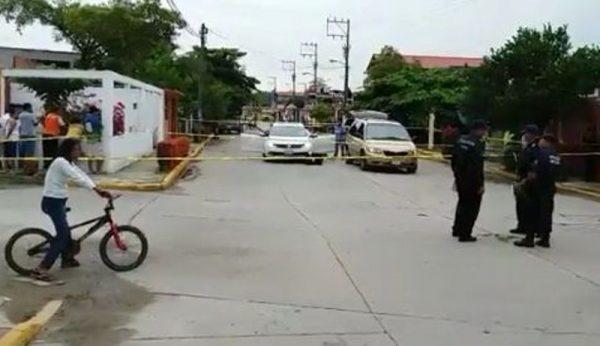 Otro ejecutado más en Tuxtepec, ahora en el Trigal