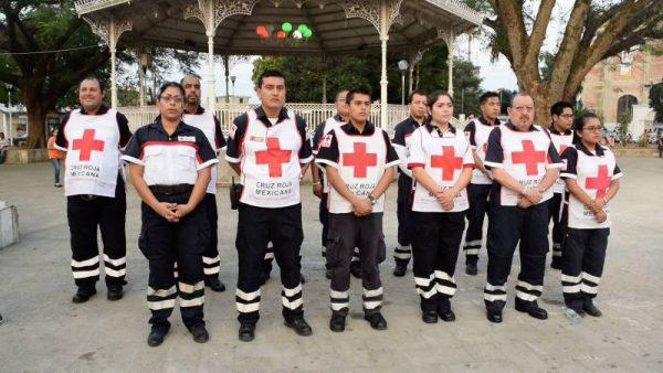 Urgen voluntarios en la Cruz Roja, para atender llamados