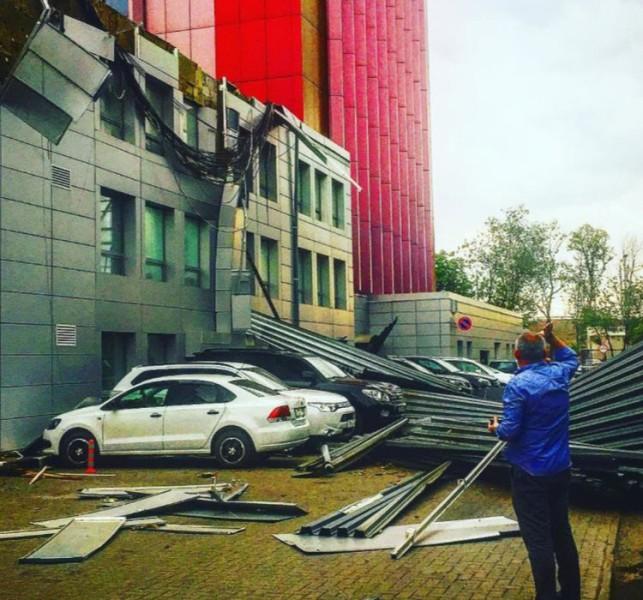 Fuerte tormenta en Moscú deja 11 muertos y más de 50 heridos