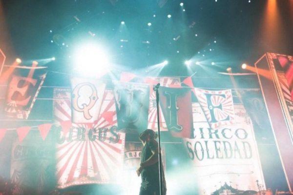 """Arjona llega a México con su tour """"Circo soledad"""""""