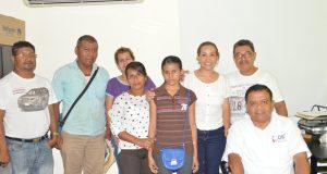 Prótesis oculares ya son realidad   gracias al DIF Tuxtepec: pacientes