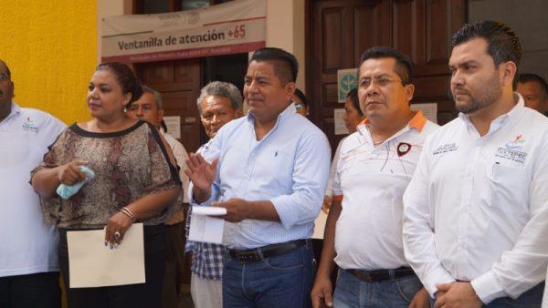 Somos un gobierno de resultados: Fernando Bautista Dávila