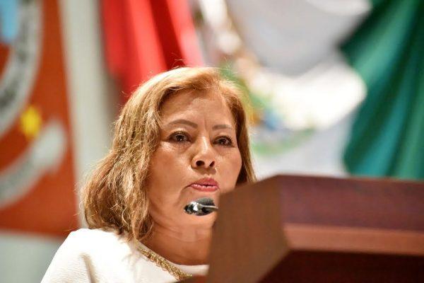 Propone diputada Marichuy Melgar agilizar trámite  para funcionarios que renuncien al fuero