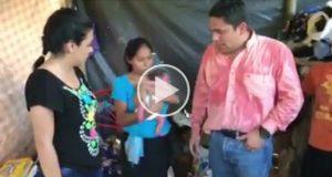 #VIDEO Vuelven a parir dos mujeres de Jalapa  en condiciones inapropiadas, denuncia el Edil