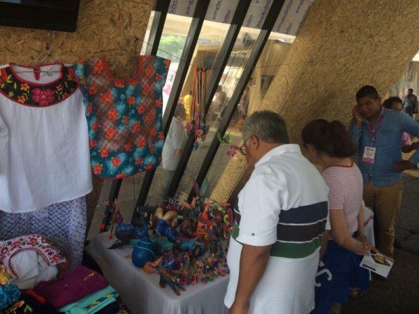 "Destaca participación de Oaxaca en ""México en el corazón de México"""
