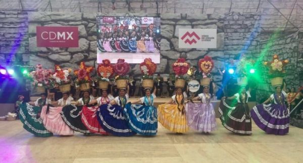 """Cautiva Oaxaca en el festival """"México en el corazón de México"""": Sectur"""