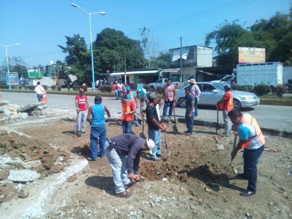 Constructores  del municipio a la espera de obras