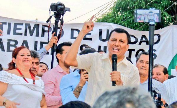 Con el Gobierno de Alejandro Murat Hinojosa y la gestión del Congreso de Oaxaca avanzamos: Dip. Local Samuel Gurrión