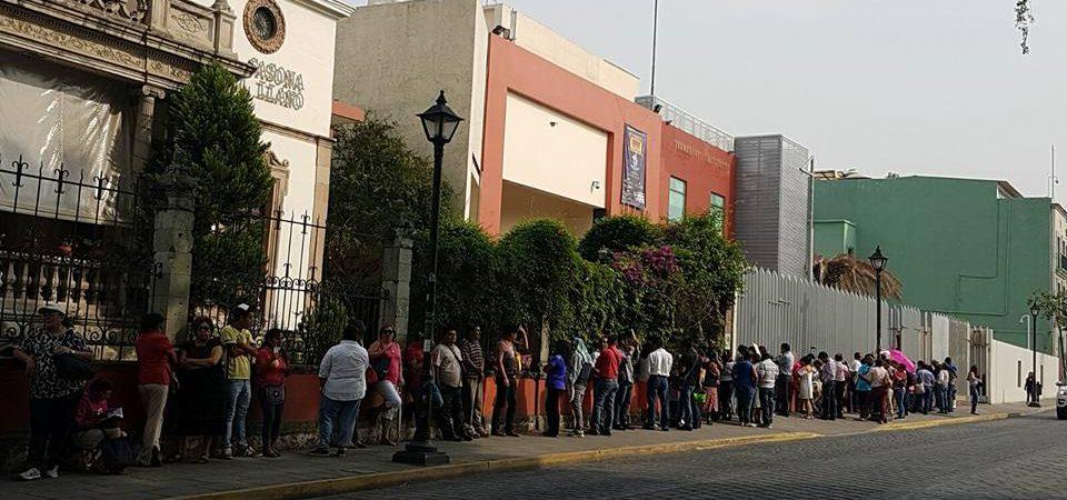 Agotada la preventa de 2 mil 648 entradas para Guelaguetza 2017: Sectur