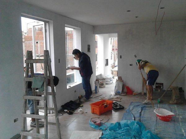 En crisis pintores de Tuxtepec por desempleo