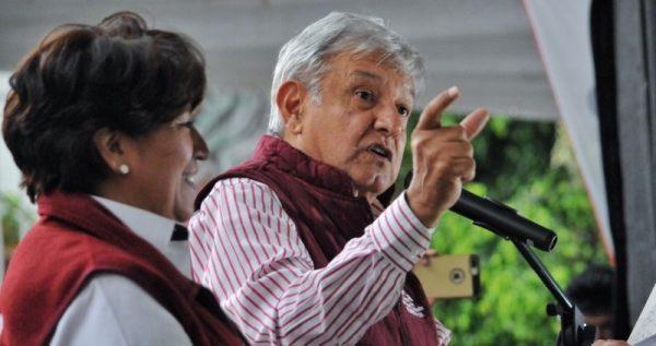PAN acusa que López Obrador pactó con el PRI