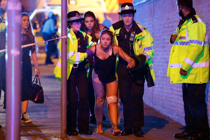Manchester: detuvieron a un joven de 23 años