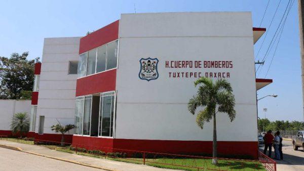 Bomberos de Tuxtepec, serán reingresados a la nómina estatal