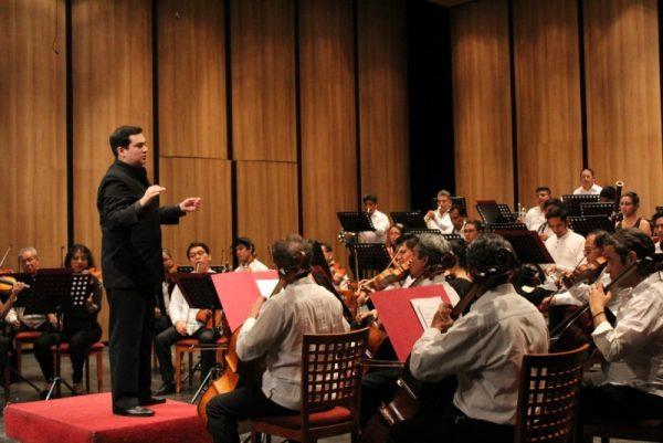 Espectacular cierre de temporada de la Orquesta Sinfónica de Oaxaca