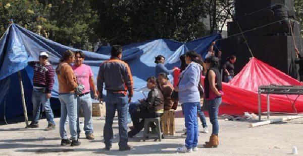CNTE mantiene la ruta de lucha contra la reforma educativa