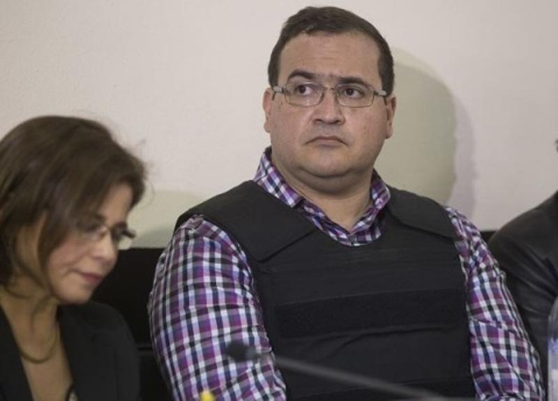 Senadores se pronuncian contra emporio inmobiliario de Javier Duarte