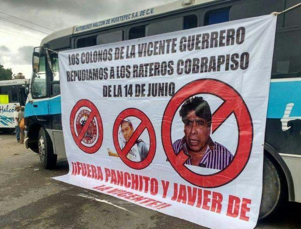 La 14 de Junio, la transición a la delincuencia organizada en Oaxaca