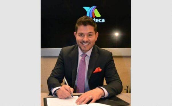 Ernesto Laguardia se suma a TV Azteca