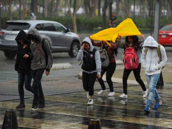 En Oaxaca, Chiapas y Veracruz se prevén tormentas fuertes
