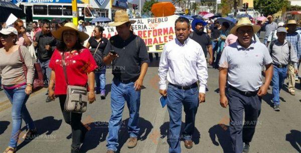 Realizará CNTE marcha masiva por el Día del Maestro