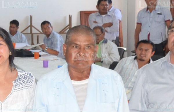 Fallece Aurelio Cortés presidente municipal de Santa María La Asunción.