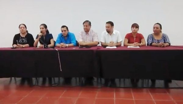 """""""El presidente miente"""", no hay transparencia: Regidores de Tuxtepec"""