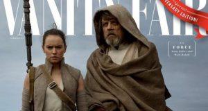 'Los Últimos Jedi' en nuevas portadas de Vanity Fair