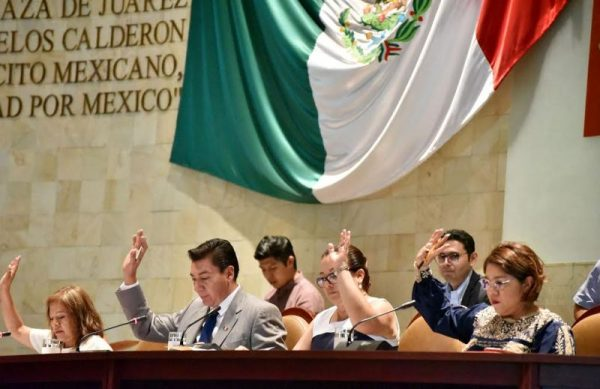 Condena Diputación Permanente actos de violencia en Oaxaca