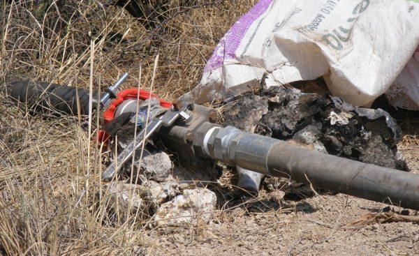Detecta PGR 12 tomas clandestinas de hidrocarburo en Oaxaca