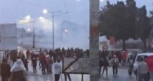 Se enfrentaron comerciantes y mototaxistas en la capital oaxaqueña