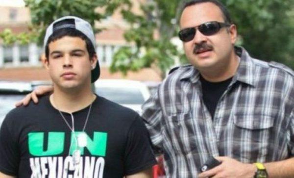 Hijo de Pepe Aguilar se declara culpable en EU por tráfico de personas