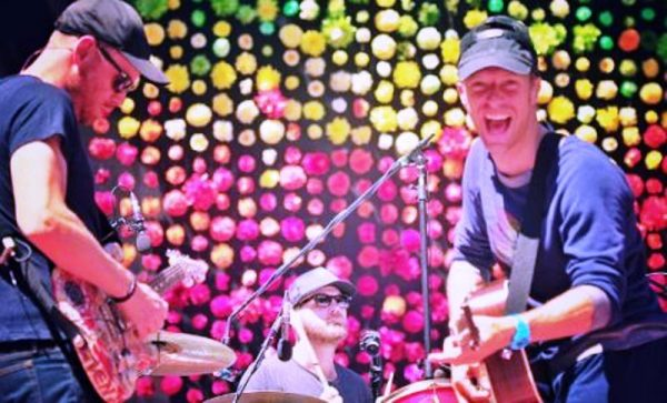 """Coldplay lanza nuevo sencillo """"All I can think about is you"""" (+video)"""